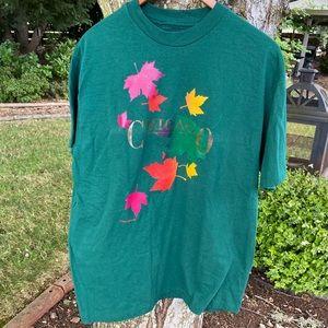 Vintage 1990 Chicago Single Stitch Souvenir Shirt